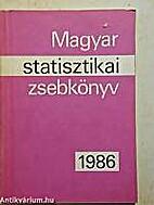 Magyar statisztikai zsebkönyv 1986