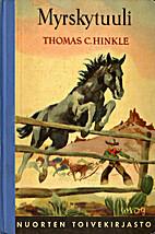 Tornado Boy by Thomas C. Hinkle