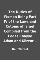 The Duties of Women Being Part IV of the…