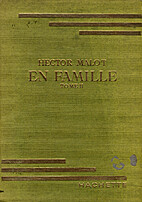 EN FAMILLE. Tome 2 by Hector Malot