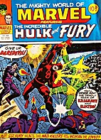The Mighty World of Marvel # 269