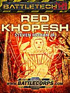 Red Khopesh by Steven Mohan Jr.