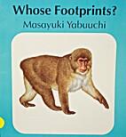 Whose Footprints? by Masayuki Yabuuchi