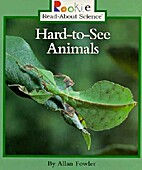 Hard-To-See Animals (Rookie Read-About…