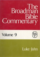 The Broadman Bible Commentary, Volume 9 by…