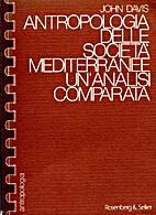 Antropologia delle societa mediterranee:…
