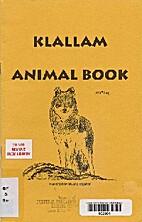 Klallam animal book by Duane Stephan
