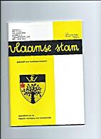 VLAAMSE STAM JAARGANG 40 NUMMER 3