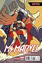 Ms. Marvel, Vol. 4 #4 by G. Willow Wilson