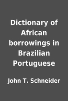 Dictionary of African borrowings in…