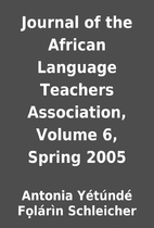 Journal of the African Language Teachers…