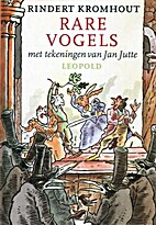 Rare vogels (Dutch Edition) by Rindert…