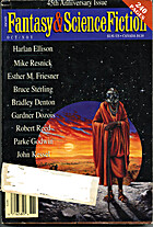 Magazine of Fantasy and Science Fiction…