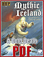 A cold death: a Mythic Iceland scenario by…