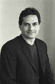 "Author photo. From Michael J. Ybarra's book jacket for ""Washington Gone Crazy."" Photo by Darcy Padilla"
