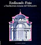 Ferdinando Fuga e l'architettura romana…