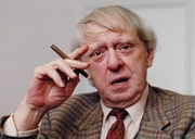 Author photo. courtesy of the <a href=&quot;http://www.anthonyburgess.org/index.htm&quot;>International Anthony Burgess Foundation</a>