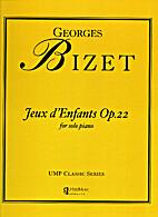 Jeaux d'Enfants Op.22 for solo piano by…