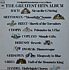 The Greatest Hits Album by Various