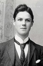 Author photo. Henry Robert Harrower (1883-1953)
