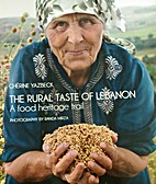 The Rural Taste of Lebanon: A Food Heritage…