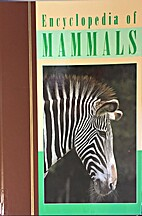 Encyclopedia of Mammals (Volume 16, Wha-zeb)…