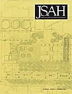 Journal of the Society of Architectural…
