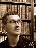 Author photo. photo by Jamie Deetz