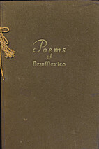 Poems of New Mexico by George Fitzpatrick