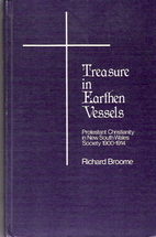 Treasure in earthen vessels: Protestant…