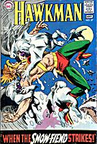 Hawkman [1964] #27 by Gardner F. Fox