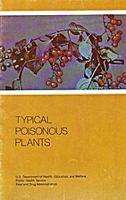 Typical Poisonous Plants by U.S. Department…
