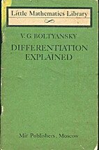 Differentiation Explained by…