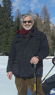Author photo. Umberto Sansoni