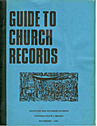 A guide to church records in the Archives…