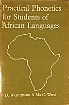 Practical Phonetics for Students of African…