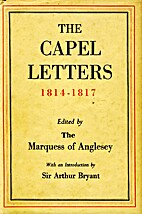 The Capel Letters: Being The Correspondence…