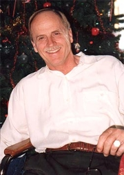 Author photo. Rev. Mel White ~ Photo by Alan Light, Flickr (Cropped)