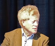 Author photo. Roger Scruton 2014 photo by Gregg Chadwick