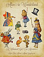 Alice in Wonderland - A Whimsical Cut Out…