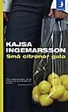 Keltaisten sitruunoiden ravintola by Kajsa…