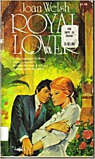 Royal Lover by Joan Welsh