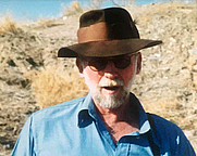 Author photo. Tom Huffman, on a South African Archaeological Society expedition to Mapungubwe