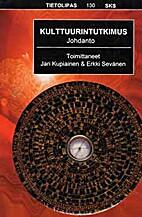 Kulttuurintutkimus : johdanto by Jari…