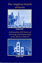 St Mary's Anglican Church Levin Centennial…