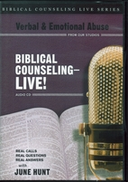 Biblical Counseling - LIVE! ( Verbal &…