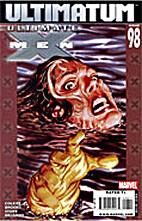 Ultimate X-Men #98 by Aron E. Coleite