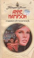 Master of Moonrock by Anne Hampson