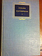 English Masterpieces 700-1900 by H. W.…