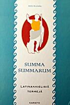 Summa summarum : latinankielisiä termejä…